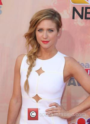 Brittany Snow - A variety of stars were photographed as they attended the 2nd Annual iHeartRadio Music Awards which were...