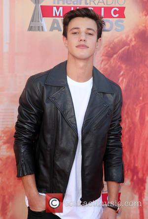 Cameron Dallas - A variety of stars were photographed as they attended the 2nd Annual iHeartRadio Music Awards which were...