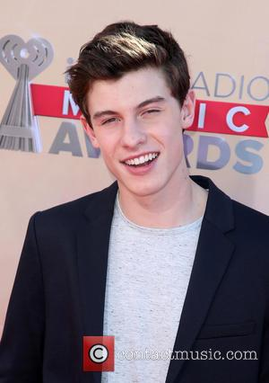 Teenager Shawn Mendes Debuts Handwritten At The Top Of The U.s. Album Chart