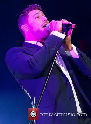 Duncan James - Blue perform live at The Roundhouse at Roundhouse, The Roundhouse - London, United Kingdom - Sunday 29th...