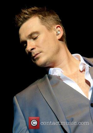 Lee Ryan - Blue perform live at The Roundhouse at Roundhouse, The Roundhouse - London, United Kingdom - Sunday 29th...