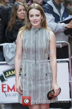 Cara Theobold - Jameson Empire Film Awards 2015 at Grosvenor House - Arrivals at Jameson Empire Film Awards, Grosvenor House...