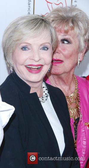 Florence Henderson and Mitzi Gaynor - Professional Dancers Society's 28th Annual Gypsy Award Luncheon at The Beverly Hilton Hotel -...