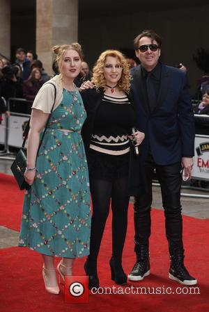 Jonathan Ross, Jane Goldman and Honey Ross - A host of stars were snapped on the red carpet as they...