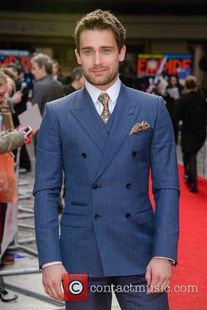 Christian Cooke - A host of stars were snapped on the red carpet as they arrived for the Jameson Empire...