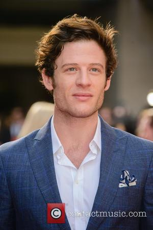 James Norton - A host of stars were snapped on the red carpet as they arrived for the Jameson Empire...