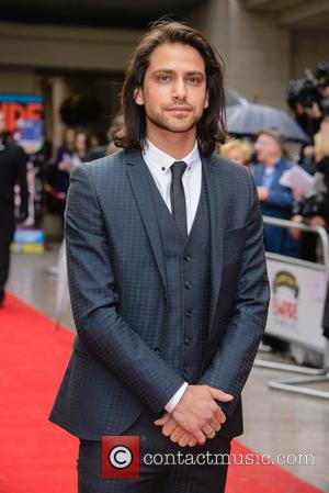 Luke Pasqualino - A host of stars were snapped on the red carpet as they arrived for the Jameson Empire...
