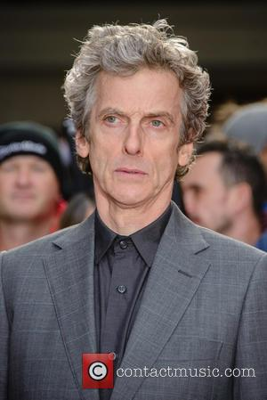 Peter Capaldi - A host of stars were snapped on the red carpet as they arrived for the Jameson Empire...