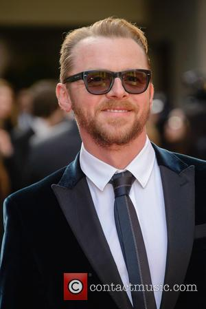 Simon Pegg Loved His 'Massive Rifle' In Hitman Comedy 'Kill Me Three Times'