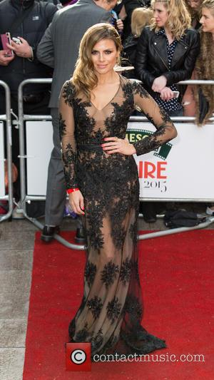 Zoe Hardman - A host of stars were snapped on the red carpet as they arrived for the Jameson Empire...