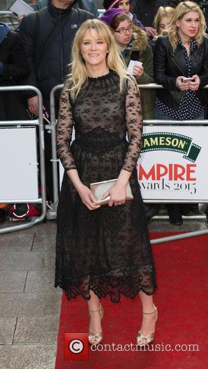 Edith Bowman - A host of stars were snapped on the red carpet as they arrived for the Jameson Empire...