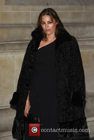 Yasmin Le Bon - Samsung BlueHouse private view of the 'Alexander McQueen: 'Savage Beauty' exhibition at the Victoria & Albert...