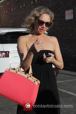 Kym Johnson - Celebrities and their dance partners arrive for 'Dancing With the Stars' rehearsals - Los Angeles, California, United...