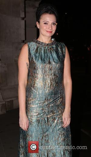 Gizzi Erskine - Samsung BlueHouse private view of the 'Alexander McQueen: 'Savage Beauty' exhibition at the Victoria & Albert Museum...