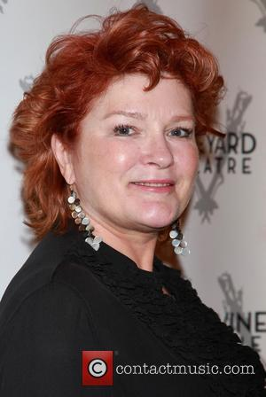 Kate Mulgrew - The 2015 Vineyard Theatre Gala at the Edison Hotel Ballroom - Arrivals. at Edison Hotel Ballroom, -...