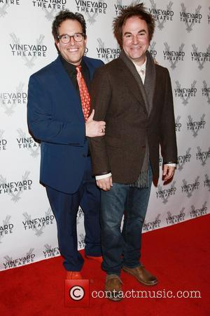 Michael Mayer and Roger Bart