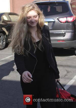 Willow Shields - Celebrities outside the 'Dancing With The Stars' rehearsal studios - Los Angeles, California, United States - Monday...