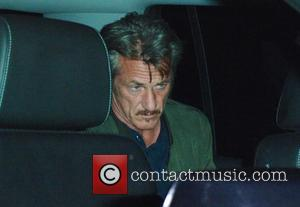 Sean Penn - Sean Penn and Bono leave Craig's restaurant together - Los Angeles, California, United States - Tuesday 31st...