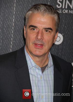 Chris Noth - Premiere of HBO's 'Sinatra: All or Nothing at All' at the Time Warner Center - Arrivals at...