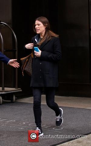 Jennifer Carpenter - Jennifer Carpenter out and about in SoHo in New York City - New York City, New York,...