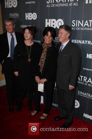 Bob Finkelstein, Blair Foster, Tina Sinatra and Charles Pignone