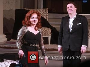 Stockard Channing and Nathan Lane