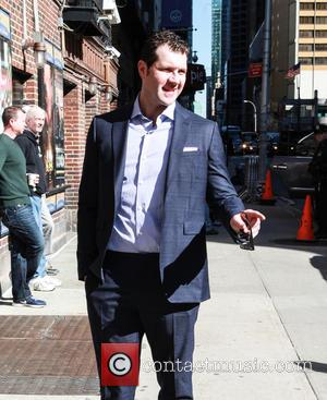 Billy Eichner - Celebrities arriving at the 'Late Show with David Letterman' in New York City - New York, New...