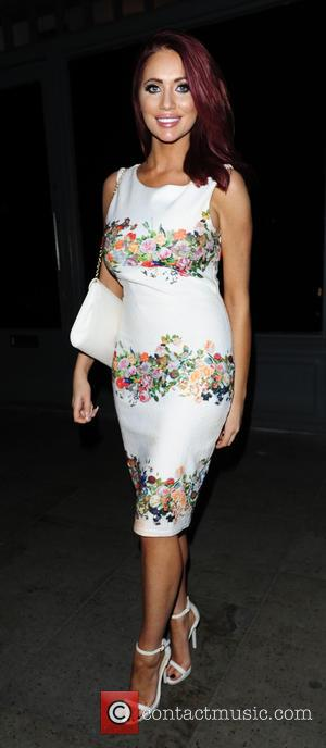 Amy Childs - Foxy Bingo pop up store in Shoreditch - London, United Kingdom - Wednesday 1st April 2015