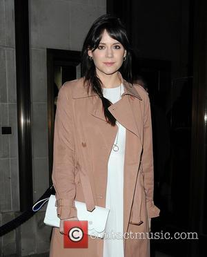 Lilah Parsons - 'Front Roe' by Louise Roe - book launch party at Ralph Lauren - Arrivals - London, United...