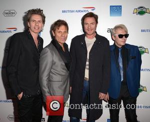 John Taylor, Roger Taylor, Simon Le Bon, Nick Rhodes and Duran Duran - David Lynch Foundation's DLF Live presents 'The...
