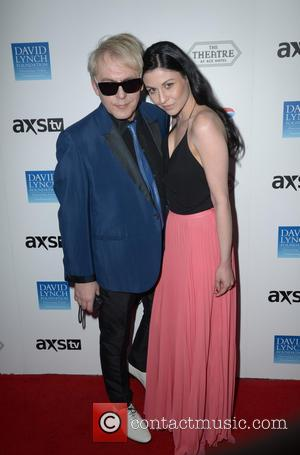 Nick Rhodes and Nefer Suvio - David Lynch Foundation's DLF Live presents 'The Music Of David Lynch' at The Theatre...