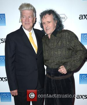 David Lynch and Donovan