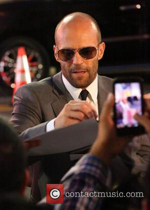 Jason Statham - World premiere of 'Furious 7' at the TCL Chinese Theatre IMAX - Outside Arrivals - Los Angeles,...