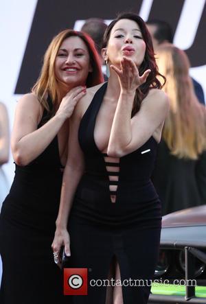 Furious, Liz Rodriguez and Katherine Castro