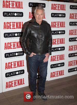 Martin Kemp - Private screening of 'Age Of Kill' at Ham Yard Hotel - Red Carpet Arrivals at Ham Yard...
