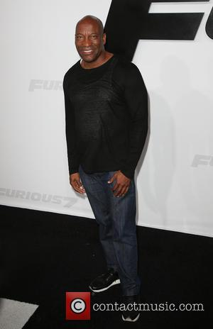 John Singleton. - Premiere of 'Furious 7' at the TCL Chinese Theatre IMAX at TCL Chinese Theatre IMAX - Hollywood,...