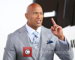 Guest and Dwayne Johnson