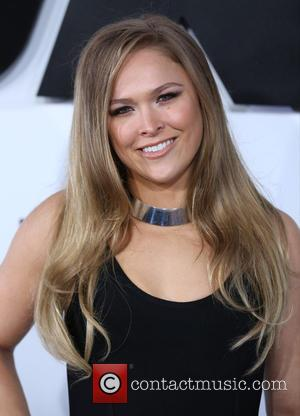 Furious and Rhonda Rousey