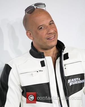 Vin Diesel - A host of stars were snapped as they attended the world premiere of
