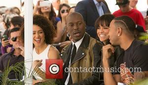 Luke Evans, Nathalie Emmanuel, Tyrese Gibson, Michelle Rodriguez and Ludacris