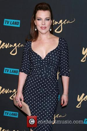 Debi Mazar - A host of stars were snapped as they arrived to the Premiere of the television series 'Younger'...