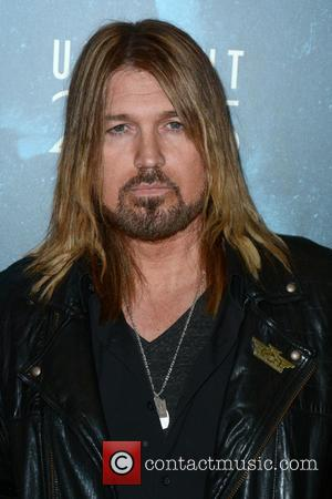 Billy Ray Cyrus - 2015 CMT Upfront - Red Carpet Arrivals - Manhattan, New York, United States - Thursday 2nd...