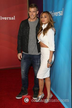 Alan Ritchson and Nicole Scherzinger