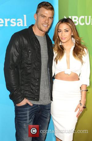 Alan Ritchson and Nicole Scherzinger - Celebrities attend 2015 NBCUniversal Summer Press Day at The Langham Huntington Hotel & Spa...