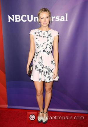 Beth Riesgraf - Celebrities attend 2015 NBCUniversal Summer Press Day at The Langham Huntington Hotel & Spa at The Langham...