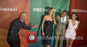 Howie Mandel, Heidi Klum, Nick Cannon and Mel B