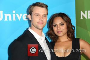 Jesse Spencer and Monica Raymund