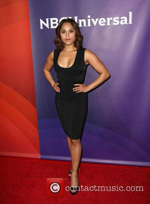 Monica Raymund - Celebrities attend 2015 NBCUniversal Summer Press Day at The Langham Huntington Hotel & Spa at The Langham...