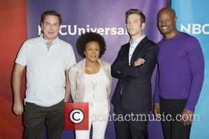 Norm MacDonald, Wanda Sykes, Anthony Jeselnik and Keenen Ivory Wayans - Celebrities attend 2015 NBCUniversal Summer Press Day at The...