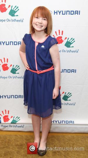 Hope, Ashley Burnette and Wheels
